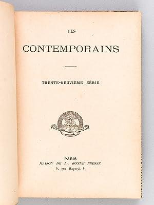 Les Contemporains , Trente-neuvième série ( 39 ) , 1911 [ Contient : ] Louise d'...
