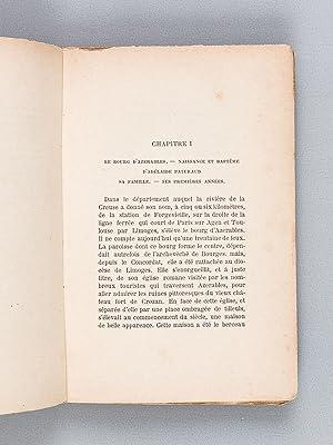 La vie de Mère Marie-Emmanuel Paturaud , Supérieure des Soeurs du Sauveur de Bergerac...