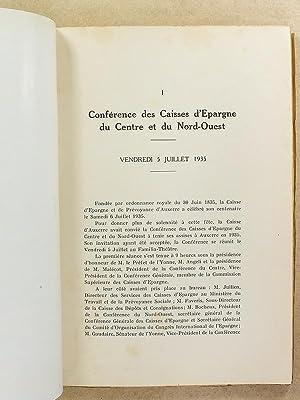 Centenaire de la Caisse d'épargne d'Auxerre , 1835 - 1935: Collectif ; Caisse ...