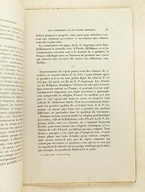 Bulletin de Littérature Ecclésiastique publié par l'Institut Catholique ...
