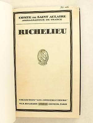 Richelieu: SAINT-AULAIRE, Comte Auguste Félix de