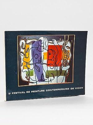 3e Festival de peinture contemporaine de Vichy. Hommage à Fernand Léger organis&...