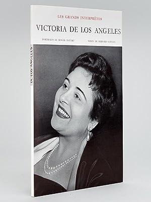 Victoria de Los Angeles [ exemplaire signé par l'artiste ]: GAVOTY, Bernard ; HAUERT, ...