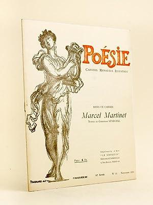 Poésie. Cahiers Mensuels Illustrés. 10e Année N°: Collectif ; Marcel