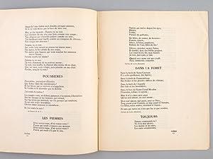 Poésie. Cahiers Mensuels Illustrés. 10e Année N° 7 - Juillet 1931 [ Dans ...