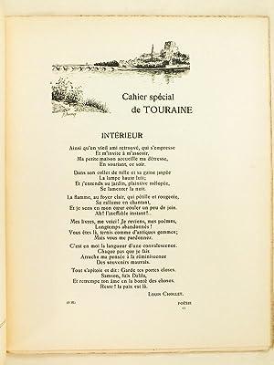 Poésie. Cahiers Mensuels Illustrés. 10e Année N° 4 - Avril 1931 [ Dans ce ...