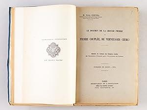 Recueil d'une quarantaine de brochures, tirés-à-part d'articles et ouvrages...