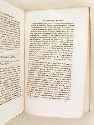 Oeuvres complètes de S. Jean Chrysostome. Tome VI : Homélies sur l'eunuque ...