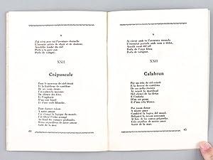Cants Arbitraris. Poèmes occitans avec traduction française.: RAPIN, Christian