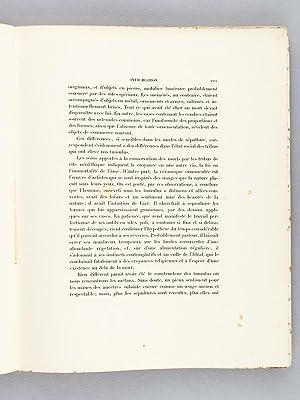 Les Tumulus du plateau de Ger. [ Edition originale ]: POTHIER, Général