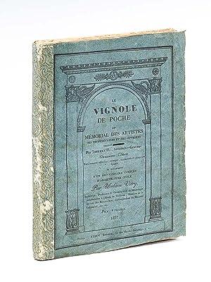 Le Vignole de Poche ou Mémorial des Artistes des propriétaires et des ouvriers.: ...