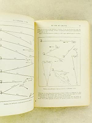 Lot de 2 livres, Bibliothèque Larousse ] Pour devenir bon chasseur ; La Chasse à Tir ...