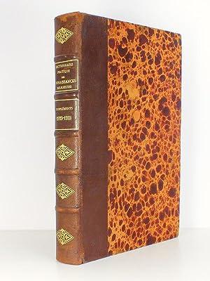 Dictionnaire pratique des connaissances religieuses - Suppléments 1929-1933 [ 1929 ; 1930 ; ...