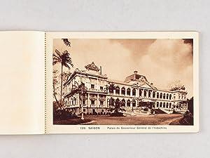 Promenade à travers Saïgon. Série N. Bloc n°13 et Bloc n°14 [ 2 carnets ...