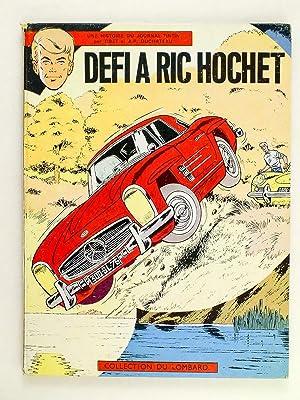 Défi à Ric Hochet [ Edition originale ]: TIBET ; DUCHATEAU, A.P.