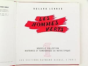 Les Hommes Verts.: LENNAD, Roland