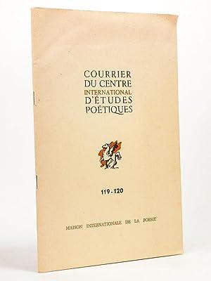 Courrier du centre International d'Etudes Politiques. Géographie: PALLEN, Henri