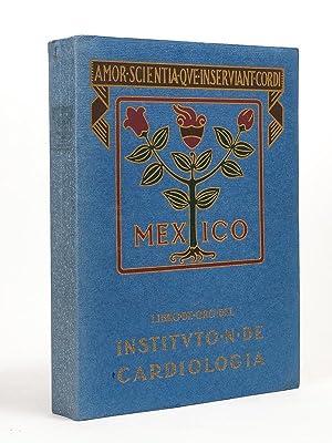 Libro de Oro del Instituto N de Cardiologia Mexico 1946: Collectif
