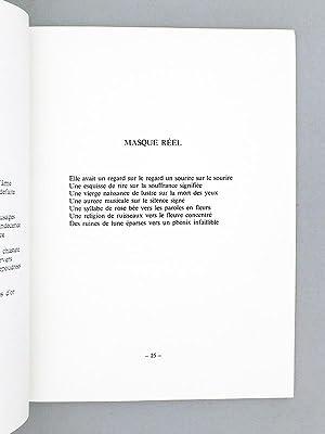 Les yeux dans le regard. Poèmes. [ Livre dédicacé par l'auteur ]: THOMAS,...