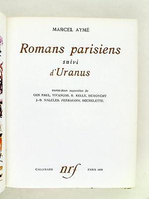 Romans Parisiens suivi d'Uranus: AYME, Marcel