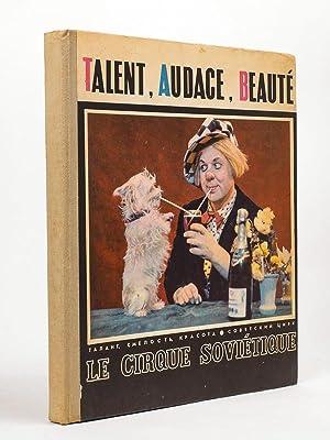 Talent, Audace, Beauté. Le Cirque Soviétique: KRIVENKO, Nikolaï