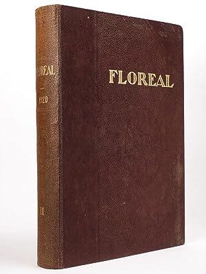 FLOREAL 1920 - Tome II [ du N° 22 , du 3 juillet 1920 au N° 47-48 du 25 décembre ...