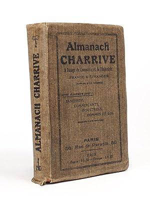 Almanach Charrive à l'usage du Commerce de l'Industrie - France et Etranger: Collectif