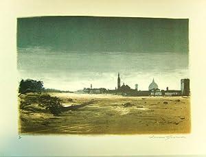 Firenze 4 Novembre 1966. 12 Litografie a: GUARNIERI, Luciano