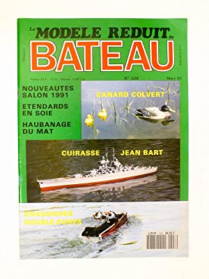 Le Modèle réduit de bateau (année 1991 complète : 12 numéros) : ...