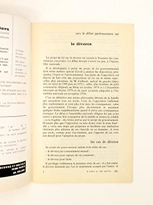 Cahiers de l'Actualité Religieuse et Sociale ( 1er semestre 1975 - complet : 10 num&...