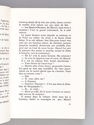 La Pierre, la feuille et les ciseaux [ Edition originale - Livre dédicacé par l'...