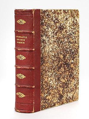 Concordantiae Bibliorum Sacrorum Vulgatae Editionis, Hugone Cardinali ordinis praedicatorum authore...