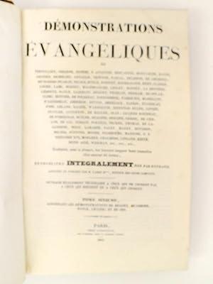 Démonstrations Evangéliques. [ Tome 6 ] Tome Sixième contenant les Dé...