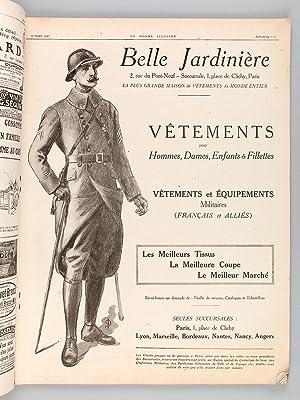 Le Monde Illustré. La Foire de l'Entente. Numéro spécial [ 3 mars 1917 ]:...