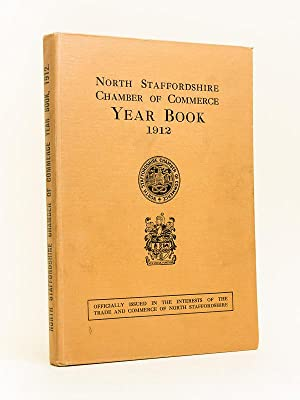 Commercial Year Book of the North Staffordshire Incorporated Chamber of Commerce with Classified ...