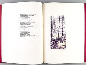 Miroitantes résurgences. Recueil illustré par Magali Robert [ Livre dédicac&...