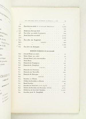 Prix courants des Monnaies Royales Françaises de Hugues Capet à Louis XVI: CIANI, ...