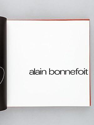 Alain Bonnefoit: BONNEFOIT, Alain
