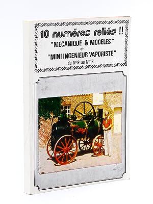 """10 numéros reliés !! """"Mécanique & modèles"""" et """"Mini ..."""