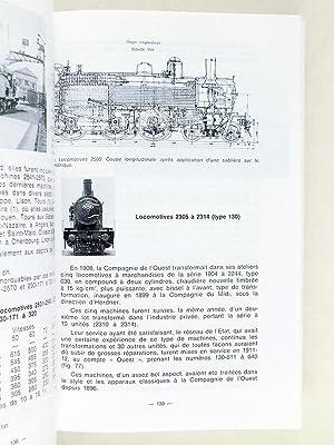 Le Matériel moteur et roulant des chemins de fer de l'Etat du Paris-Saint-Germain (1837...