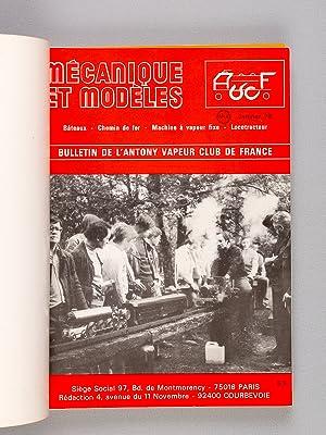 """12 numéros reliés !! """"Mécanique & modèles"""" et """"Mini ..."""