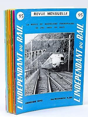 L'Indépendant du Rail ( I.D.R. ), la revue du modélisme ferroviaire et des amis ...