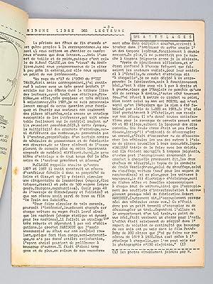 L'Echo du P'tit Train. Bulletin Mensuel de la Fédération Française ...