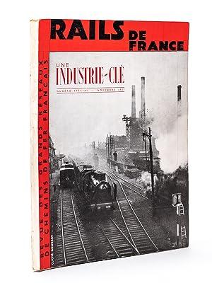 Rails de France. Revue des grands réseaux des chemins de fer français. Numéro ...