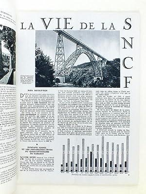 Notre Métier. Revue éditée par la Société Nationale des Chemins ...