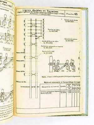 Notice technique V B 125 b N°3 Lignes électriques et leurs supports. Manuel pratique de ...
