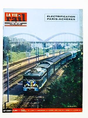 La Vie du Rail [ lot de 10 numéros avec des articles relatifs aux chemins de fer à l&...