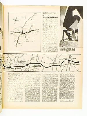 La Vie du Rail [ lot de 12 numéros avec des articles relatifs aux chemins de fer et au ...