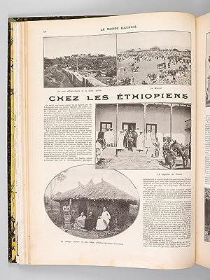 Le Monde Illustré. Second Semestre 1912 (Du n° 2884 du 6 Juillet 1912 au n° 2909 du 28 Décembre ...