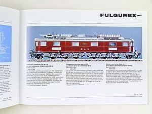 Fulgurex [ Catalogue de trains miniatures HO ]: Collectif